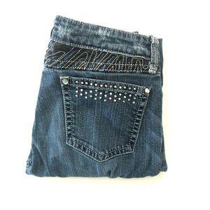 Rock 47 By Wrangler Women's Denim Jeans Size W7